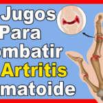 5 Jugos para combatir la Artritis Reumatoide