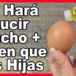 Echa Aceite de Argán en 1 Huevo y aplícalo en tu Rostro ¡Todas te lo Pedirán!