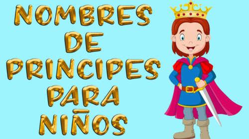 Nombres de miembros de la nobleza para niños